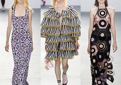London Fashion Week Womenswear Print Highlights Part 2 – Spring/Summer 2016