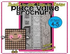 Place Value Brochure