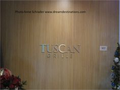 The Tuscan Grille