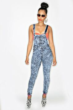 bdc7d93b081d Overalls Womens Urban Hip Hop Style  UNIQUE WOMENS FASHION Swag Outfits