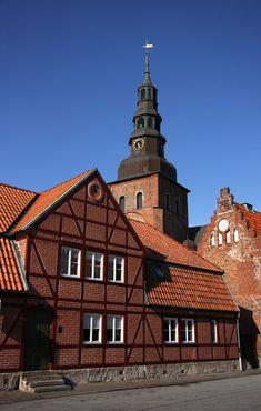 Ystad, Skåne, Sweden #swedentravel