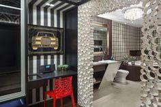 Décor 'pé no chão' cria closets, quartos e salas equilibrados em mostra de Brasília - Casa e Decoração - UOL Mulher
