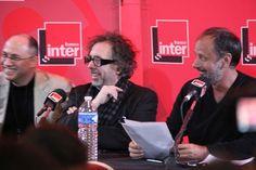 Tim Burton sur France Inter