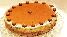 طريقة عمل كيكة الموكا الباردة - Cold mocha cake recipe