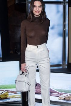 American fashion model and television personality Kendall Jenner sexy attends the Tod's Spring 2018 Campaign Launch party in Milan, Kendall Jenner Outfits, Kendall Jenner Mode, Khloe Kardashian, Kardashian Kollection, Le Style Du Jenner, Estilo Jenner, Magazine Mode, Celebs, Celebrities