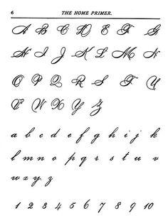 Cool Cursive Fonts, Cursive Letters Worksheet, Cursive Letters Fancy, Cursive Fonts Alphabet, Alphabet Letters To Print, Cursive Words, Cursive Handwriting, Alphabet Stencils, Calligraphy Fonts