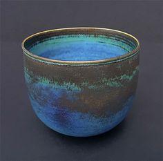 Stig Lindberg bowl forGustavsberg, Sweden