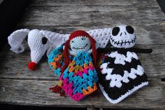 Nightmare before christmas by KrafternoonGifts2 on Etsy (null)