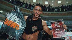 """Ο Χρήστος Ντέντης, με το χορευτικό ψευδώνυμο B.Βoy ONEL κατάφερε την Παρασκευή 20 Οκτωβρίου, να κατακτήσει στην ατομική κατηγορία το Παγκόσμιο Πρωτάθλημα Breaking """"Battle Of The Year"""", στο E"""