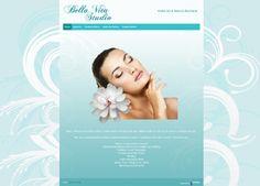 bella-vita-studio Website designed by Cimplicity Web Design Studio, Bespoke Design, Website, Custom Design