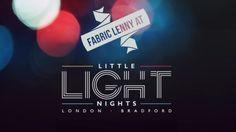 The artist Fabric Lenny doing is thing in Bradford, UK. Bradford, Night, Artist, Fabric, Tejido, Tela, Artists, Cloths, Fabrics
