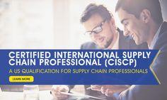 Certified International Supply Chain Professional(CISCP)
