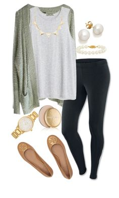 """""""When in times of need, I look towards Christ for hope✝"""" by madelyn-abigail ❤ liked on Polyvore featuring Estée Lauder, Free People, NIKE, MANGO, Charlotte Russe, Tory Burch, Belpearl and Kate Spade"""