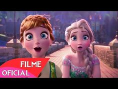 Frozen: Febre Congelante - Filme Completo Dublado (Um Dia Perfeito) OFICIAL