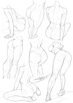 Study 18-05-2015 by NeoArtCorE on DeviantArt ★ || CHARACTER DESIGN REFERENCES…