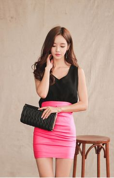 Japan Fashion, Girl Fashion, Womens Fashion, Really Pretty Girl, Oriental Fashion, Hot Dress, Sweet Girls, Stylish Girl, Outfit Sets