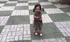 Grouchy Toddler Can't Help But Smile At Her Delightfully Squeaky Shoes Funny Cute, Hilarious, Squeaky Shoes, Grumpy Face, How To Get Warm, Embedded Image Permalink, Cute Kids, Little Girls, Children