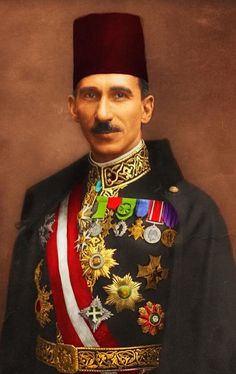 Ahmed Hassanein Pasha