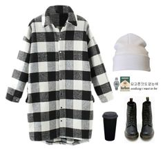 """""""Lana Del Rey - West Coast"""" by itscindyrella ❤ liked on Polyvore featuring Dr. Martens and Casio"""