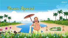 Happy Onam 2015 With King Mahabali Greetings HD Wallpaper,King Mahabali HD Wallpaper,Happy Onam Greetings Card HD Wallpaper,Greetings HD Wallpaper