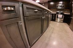 Custom made Steel Cabinets