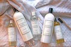 Spring Cleaning with The Laundress.