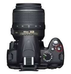 This is a very quick tip on how to change lens aperture on Nikon D3000 and D5000 DSLR (Digital SLR) cameras.