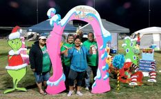 dr seuss relay for life campsite ideas - Google Search