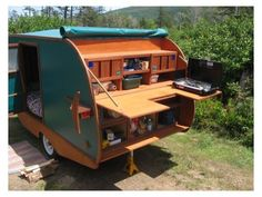 Free Teardrop Trailer Plans Bing Images Travel Trailer