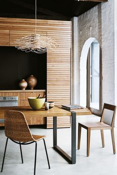 wood and light #decor #styling