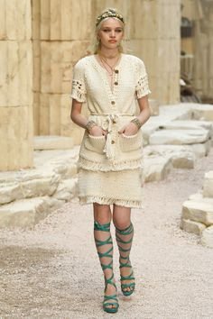 Chanel Spring/Summer 2018 Resort Collection