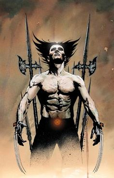 Wolverine's story prior to the events of the X-Men movie. Dynamic Forces Jae Lee Cover Marvel Comic Book X-Men Movie Prequel: Wolverine 1 C Marvel Comics, Marvel Comic Books, Comic Book Heroes, Wolverine Movie, Wolverine Art, Fantastic Four, Batman, Superman, X Men