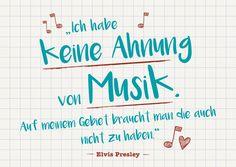 Keine Ahnung von Musik | Humor | Echte Postkarten online versenden…