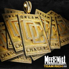 "Meek Mill advocates for spreading the love amongst the squad on his new track, ""Team Rich.""    Listen below."