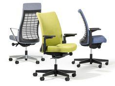 #Remix chair by #Knoll. O melhor #design e #conforto estão na #Escinter. São Paulo - Rio de Janeiro.  #moveis #cadeiras #ergonomia