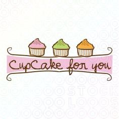 CupCake for you logo