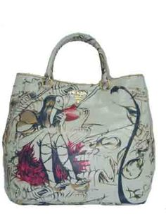a28aa0a0a40e Prada Cervo Luz Fairies Bag