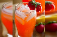 Strawberry Lemonade from French Toast, Cheesecake, Salad, and 20 Other Recipes to Make With Berries