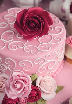 Cath Kidston cake details | Flickr - Photo Sharing!