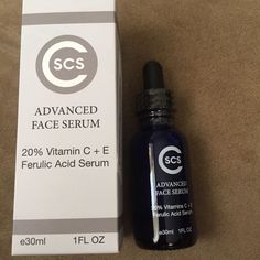 20% Vitamin C + E Ferulic Acid 1oz #CSCS