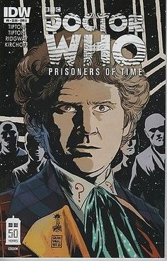 #Doctor who #prisoners of time #6 comic book the #sixth doctor tv show series,  View more on the LINK: 	http://www.zeppy.io/product/gb/2/381483649800/