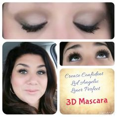 Look of the day. #mascara #younique #mascara