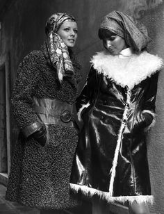 In the process of demystifying #fur fashion in the 60's, it was almost natural to turn to sport.  The formula from the middle of the decade onwards was for more and more tailor-mades, coats, #wraps, jackets, tunics, skirts and trousers of fur typically in sporting garments...Read the blog at http://www.whitestole.com/blog--flowing-chic-modern-bridal-style/the-60s-changed-womens-couture-fashion-bringing-elegance-to-sport