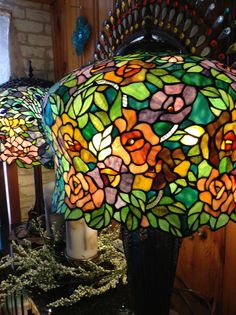 My lamps
