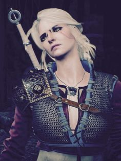 Complicated Feelings: Cirilla Fiona Elen Riannon | syren pan is no-one suspicious