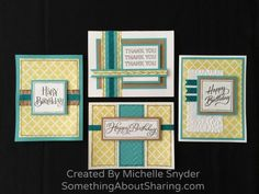 Card Making Workshop With CTMH How-To Books