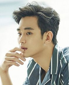 "Kim Soo Hyun 김수현 [ Upcoming drama "" It's okey to not be okay"" ] Hyun Seo, Jun Ji Hyun, Seo Kang Joon, Asian Actors, Korean Actors, Korean Celebrities, Celebs, F4 Boys Over Flowers, My Love From Another Star"