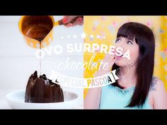 BOLO MOUSSE DE CHOCOLATE   I Could Kill For Dessert 48 #ICKFD - YouTube