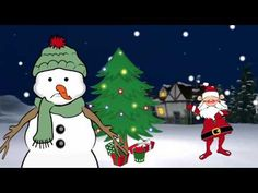 [Comptine de Noël] Mon beau sapin - YouTube