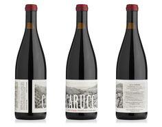 Carucci Wines — The Dieline